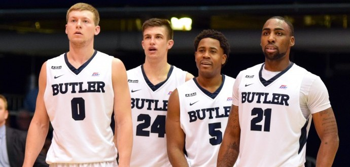 Photo Gallery: Butler Dominant on Senior Day